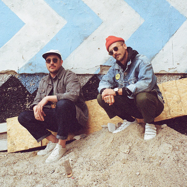 John Gourley and Zach Carothers